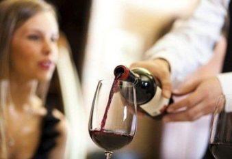подходяща чаша за вино