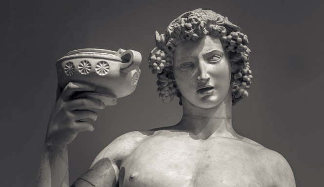 виното през древността