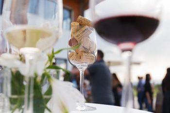 винотва капачка или корк за бутилката