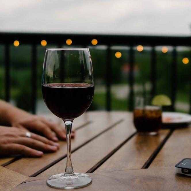 виното има тяло